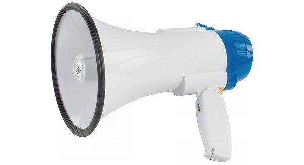 Anunț cu privire la activități cu efecte de sunete puternice