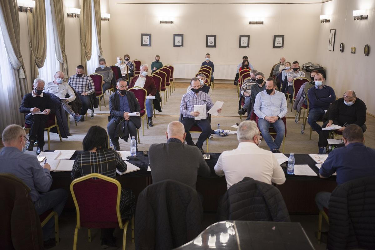 Megszavazták a 2021-es költségvetést a céhes városban