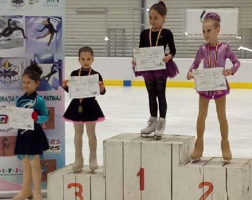 Vrajă de patinaj artistic la Târgu Secuiesc
