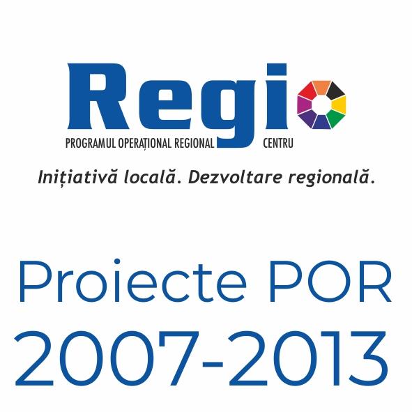 Proiecte POR 2007-2013