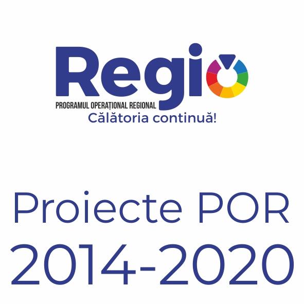 Proiecte POR 2014-2020