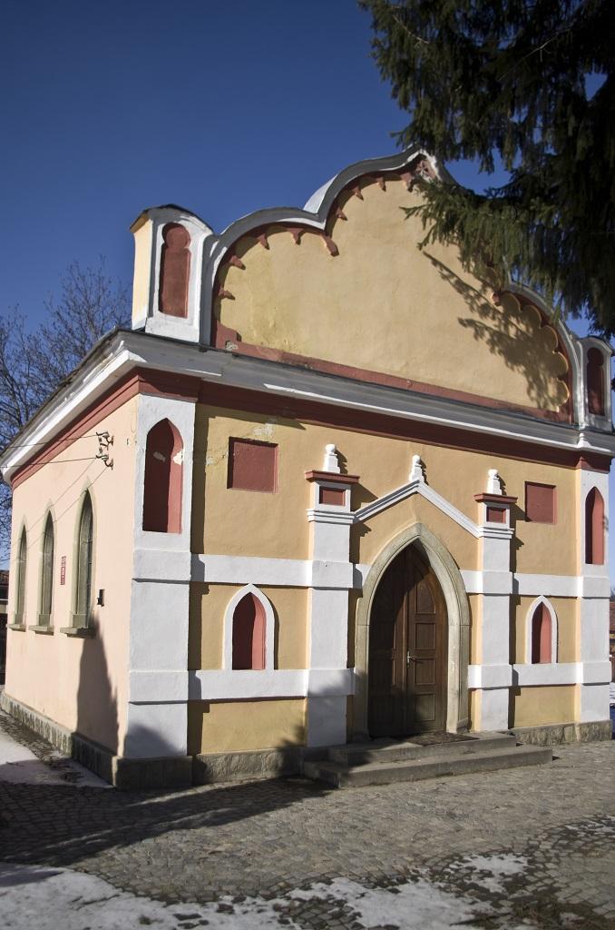 Báró Szentkereszty Stefánia temetkezési kápolna