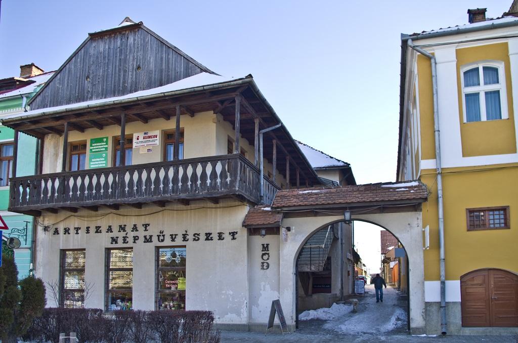 Patikamúzeum költözik a Finta-házba