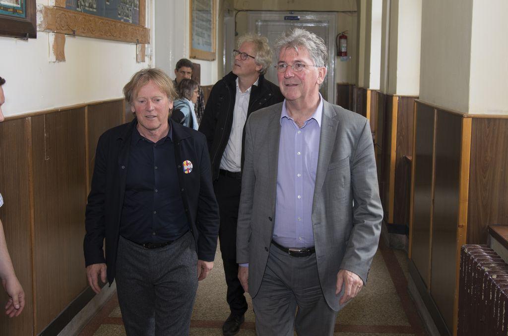 Holland küldöttség járt Kézdin