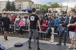 Megmozdult a város: sportoltak és szórakoztak