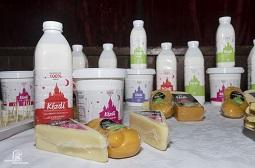 KÉZDI tej a helyi gazdáktól