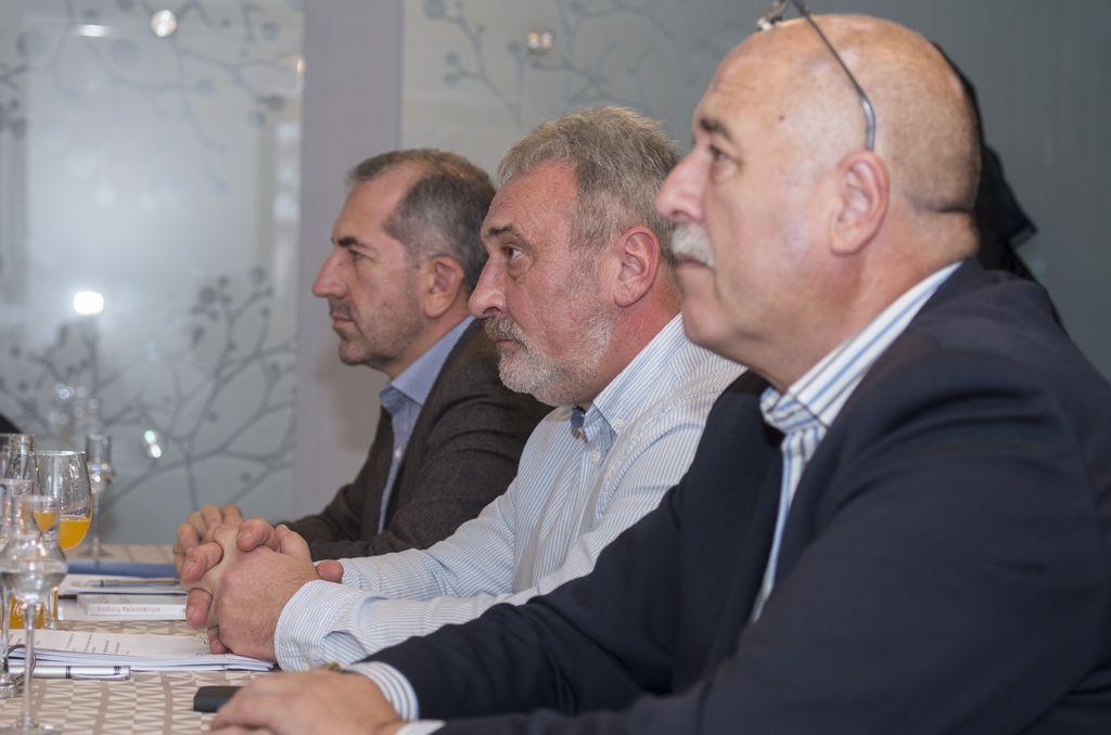 Kézdivásárhelyen találkoztak a székelyföldi magyar városok polgármesterei