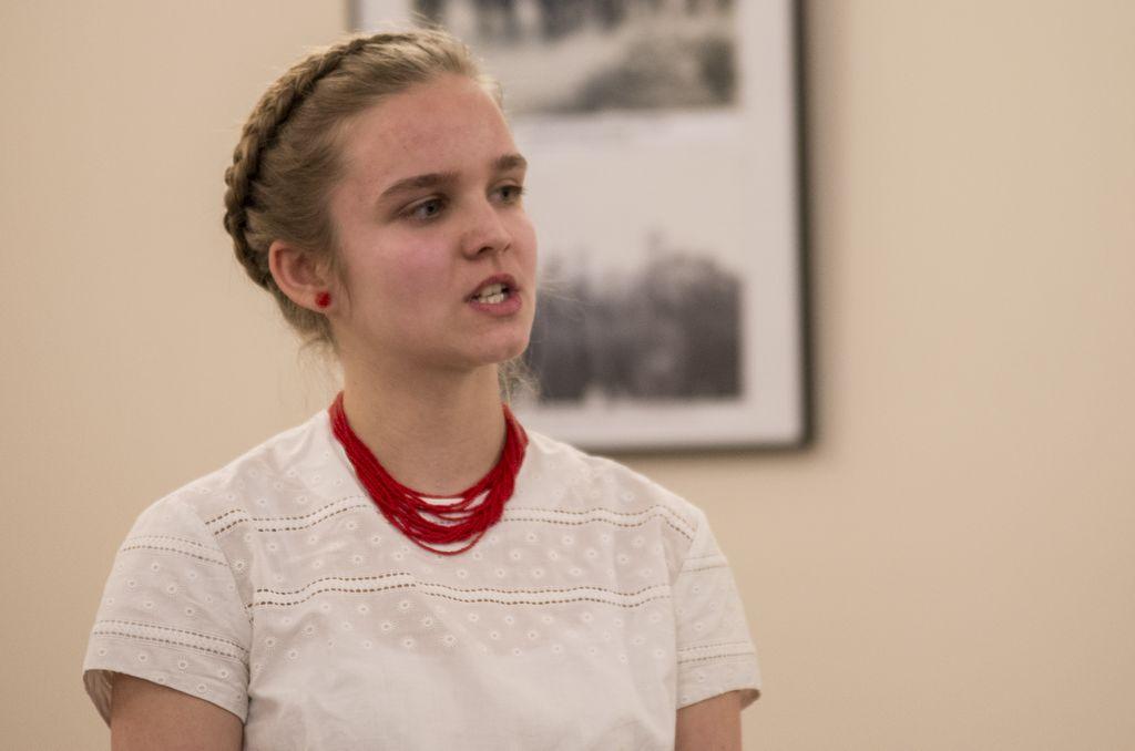 Puskás Cynthia-Laetícia lett a szavalóverseny győztese