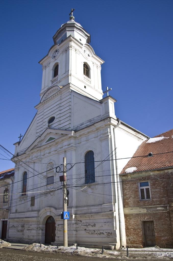 Szentharomsag katolikus templom