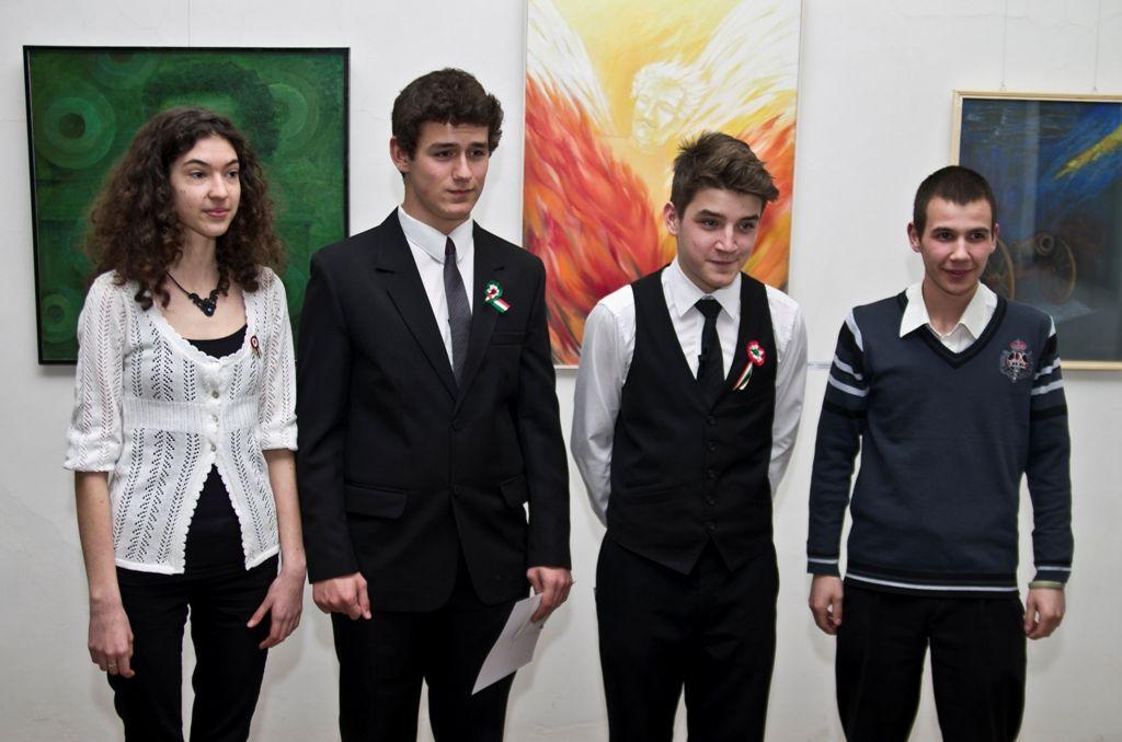 Ifj. Budai István nyerte a X. Zúg Március szónokversenyt