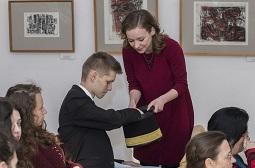 Cisar Krisztián-Bogdan lesz a diákszónok