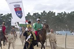Négy lovas a Székely Vágtán