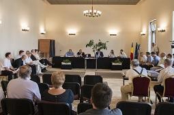 Beiktatták Kézdivásárhely helyi tanácsát és polgármesterét