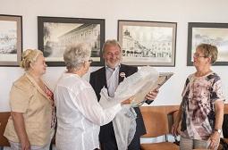 Holland testvérvárosi küldöttség Kézdivásárhelyen