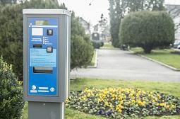 De la începutul lui decembrie parcarea din Târgu Secuiesc va deveni din nou cu plată