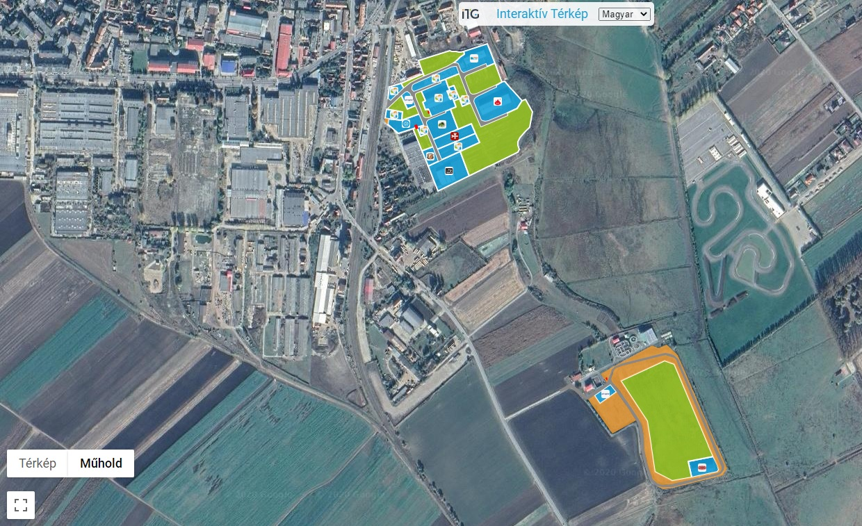 Bemutatták az ipari parkok új reklámvideóját és interaktív térképét