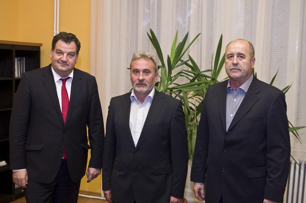 Kézdivásárhelyen járt a bukaresti nagykövet