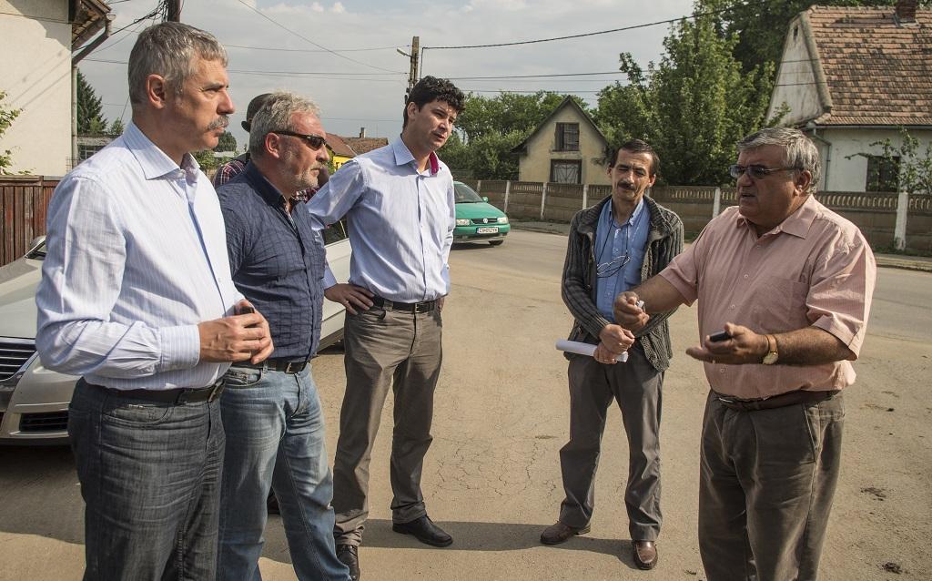 Directorul general adjunct al Regiotrans a făcut o vizită la Târgu Secuiesc