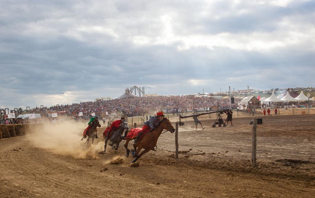 Galopiada Secuiească: Târgu Secuiesc va avea și în acest an patru călăreți