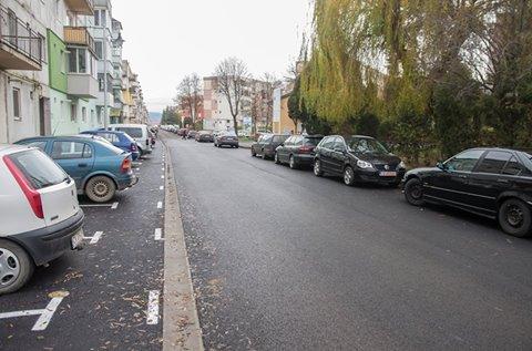 A Szabadság utca egyirányúsításáról