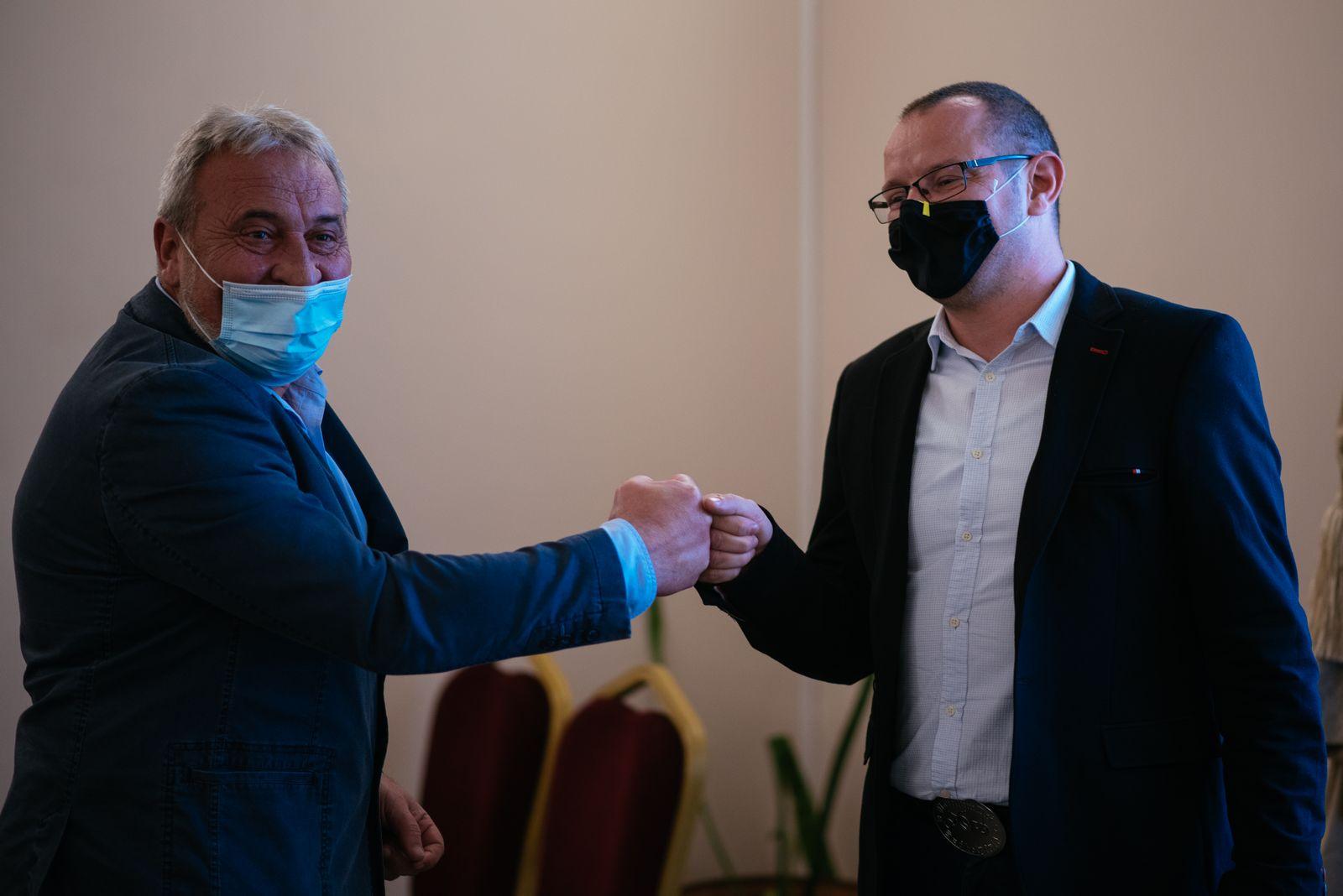 Megválasztották Kézdivásárhely új alpolgármesterét