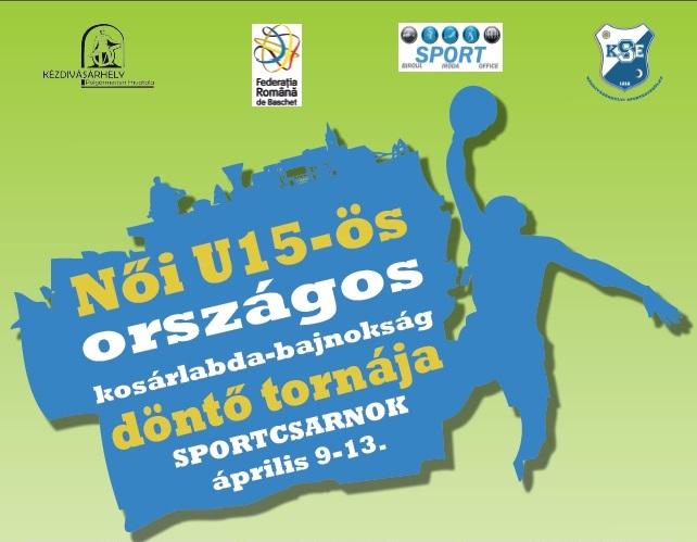 Jövő héten döntőznek az U15-ösök
